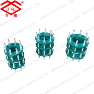 Expansion Joint Metal Pipe Connector with Flanges Dismantling Joint