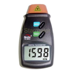 Mini Digital Tachometer Speedometer Tc802 pictures & photos