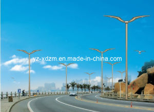 Steel Pole for Street Lightings pictures & photos