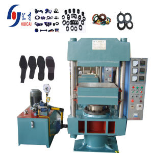 100ton Automatic/Plate Press Vulcanizer for Making Rubber Gaskets pictures & photos