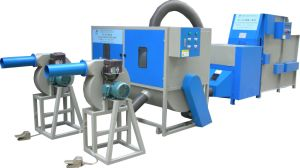 Fiber Carding & Cushion Filling Machine (AV-909C)