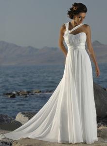 Wedding Dress - Empire