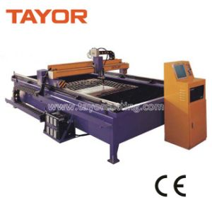 CNC Steel Table Cutting Machine; CNC Table Plasma Cutting Machine pictures & photos