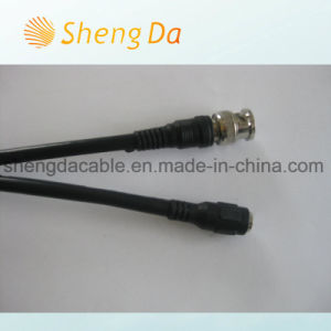 RG6 Coax Cable 20m/17m/1.83m with F Compression Connectors pictures & photos