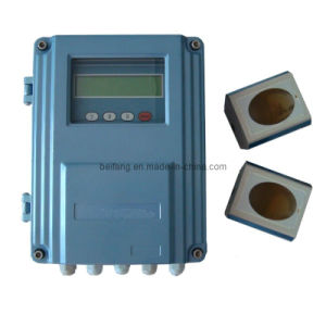 Fixed Ultrasonic Flow Meter pictures & photos
