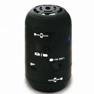 Li-On Rechargeable Portable Speaker with 2.2W Power Output pictures & photos
