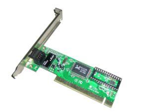 LAN Card with Realtek/IC+ singleNIC8139D Chipset (HY-8139D)