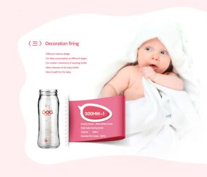 High Borosilicate Glass Baby Feeding Bottle 60ml-240ml pictures & photos