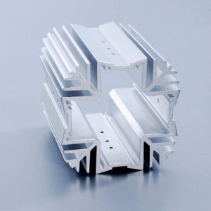 Aluminum/Aluminium Heat Sink for Housing (ISO9001&TS16949 Certified) pictures & photos