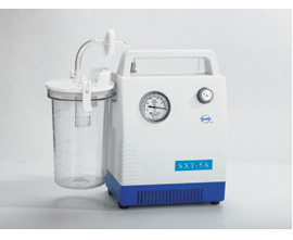 Surgical Portable Absorb Phlegm Suction Unit Jx820d pictures & photos
