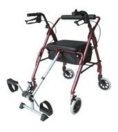 Aluminum Rollators with Pad Activity Types (HZ421-05-06) pictures & photos