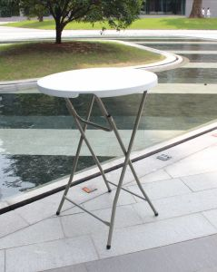 High Top Bar Table Plastic (SY-81Y) pictures & photos