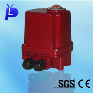 Small Rotary Actuator on/off Type (Q1)