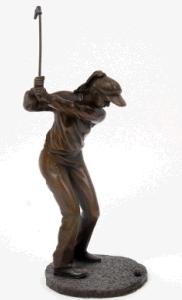 Bronze Sculpture Figure Statue (HYF-1034)