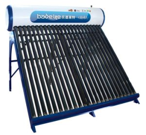 Solar Water Heater with Rust-Proof Treatment (SPR-58/1800-20) pictures & photos