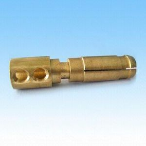Customized Brass CNC Machined for Shafts pictures & photos