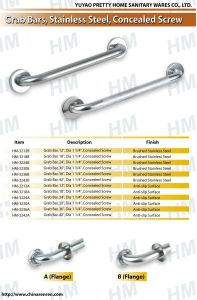 Grab Bar (HM-3224B) pictures & photos