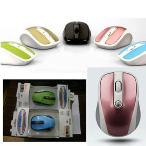 Wireless Optical Mouse (QY-WM2431) pictures & photos