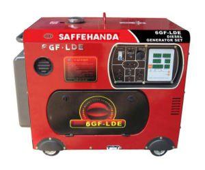 SF6GF-LDE Power 6kw Diesel Generator