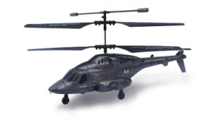 3.5CH Air-Wolf Helicopter with Missile-Launching