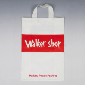 Garment Bag/Plastic Packing Bag/ Soft Loop Plastic Polybag/Shopping Bag pictures & photos