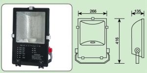 Outdoor Floodlight (VF-154) pictures & photos