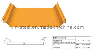 Upright Lock Seam 470 Type Water Proof Roof Plate pictures & photos