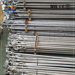 Forged Stoutness Lashing Bar for Container Use pictures & photos