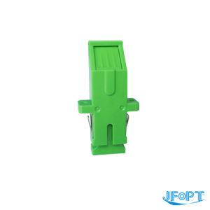Fiber Optic Sc/APC Adaptor, Sm Simplex Adaptor (JFAD-1ASS)
