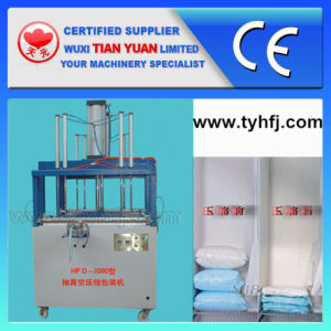 Pillow Compress Packing Machine (HFD-2000) pictures & photos