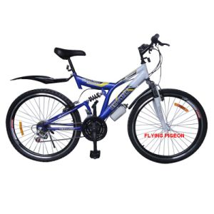"26"" Full Suspension Mountain Bicycle (MTB-027) pictures & photos"