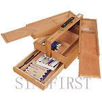 Wooden Box/Table Easel/Easel/Box Easel/Wooden Easel pictures & photos
