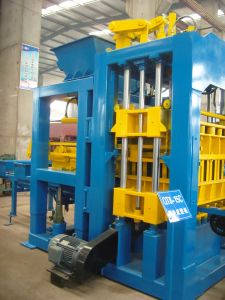Cement Brick Making Machine (QT8-15)