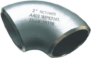 304 201 321 Steel Elbow Round / Square / Hex