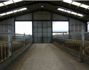 Prefabricated Steel Structure House for Farm/Farm House pictures & photos