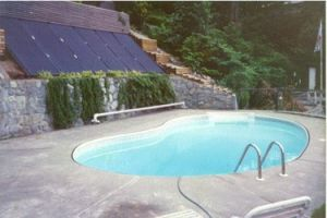 Solar Swimming Pool Heating System (SLCLS)