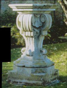 Stone Column Base, Marble Pedestal, Table Leg pictures & photos