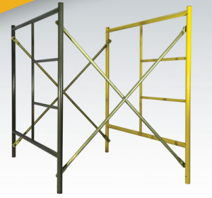 Steel Pipe Light Type Walk Through Frame (RFH-C001A) pictures & photos