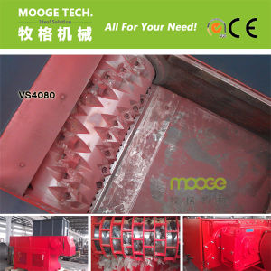 Euro Design Plastic Single Shaft Shredder pictures & photos