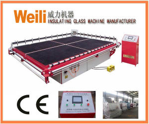 Glass Machinery - Semi-Auto Glass Cutting Machine (WL-3826) pictures & photos