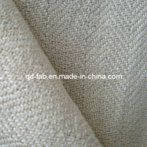 Breathability and Hygroscopicity Hemp/Silk Woven Fabric (QF13-0135) pictures & photos