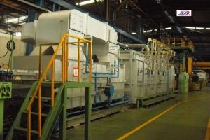 Pusher Type Copper Coil Normalizing Furnace pictures & photos