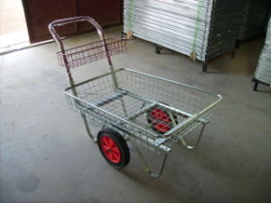 Precision Wheelbarrow Tool Cart (TC2017) pictures & photos