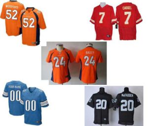 Youth′s Custom Made American Football Jersey pictures & photos