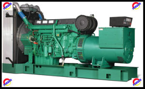 480kw/600kVA Silent Diesel Generator Powered by Cummins Engine