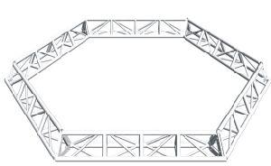 Hexagonal Truss (R 0030)