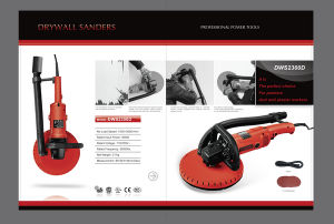 Professional Quality 800W Drywall Sander (DWS2300D) pictures & photos