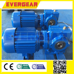 Mtn/ S Series Helical Worm Gearmotor pictures & photos
