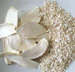 Dehydrated Horseradish Granules