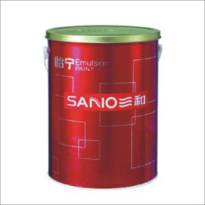 China emulsion paint china wall paint water based paint for Can you use emulsion paint on canvas
